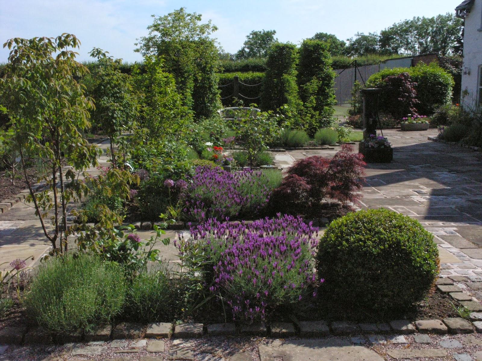 David Keegans Garden Design Blog: Landscape Gardens in ...