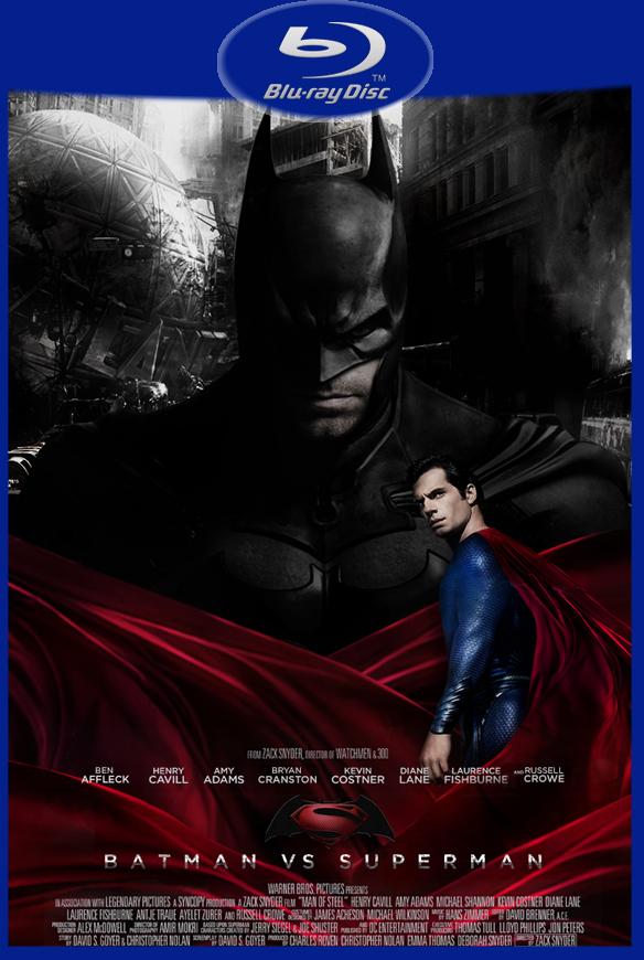 Batman vs Superman–Versão Estendida (2016) WEB-DL 720p| 1080p Dual Áudio