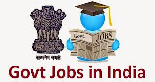 goverment job apply