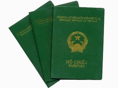 Thủ tục làm Hộ Chiếu (Passport) tại Việt Nam