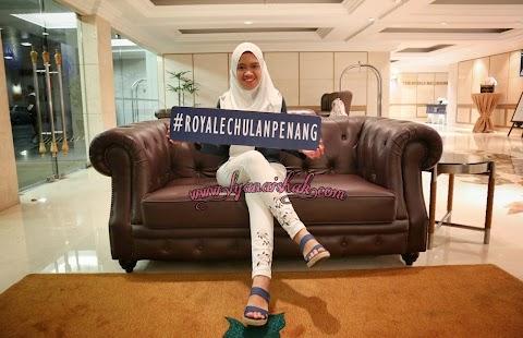 Sajian Nostalgia Ramadhan Buffet di Royale Chulan Penang