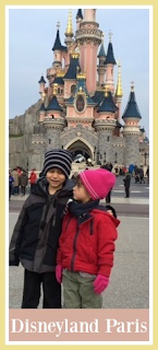 Family break to Disneyland Paris