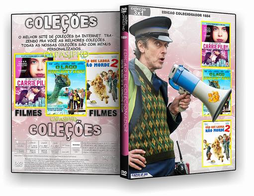 FILMES 3X1 – EDIÇÃO VOL.1684 – ISO