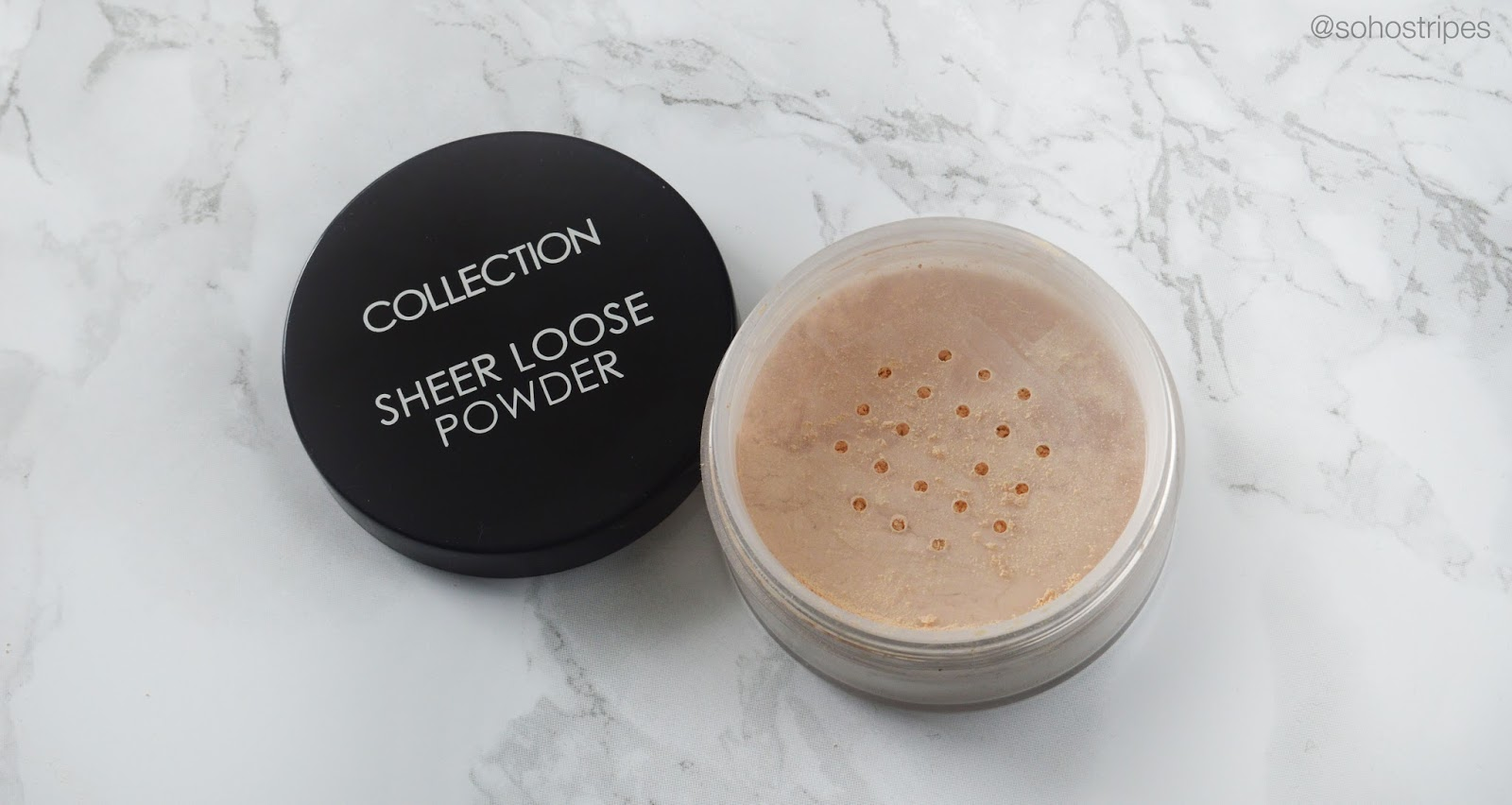 Collection Sheer Loose Powder Translucent