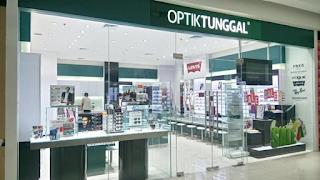 Produk-produk kacamata di OPTIK TUNGGAL