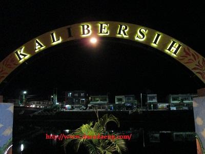 Kali Bersih Kabupaten Pangkep