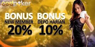 Situs Poker Terbaru Yang Terpopuler,Codpoker