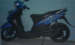 Dijual Yamaha Mio Sport Th 2006 Harga 2.5 Juta