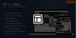 Download SocialBuzz v1.44 – Ultimate Social Media Portal