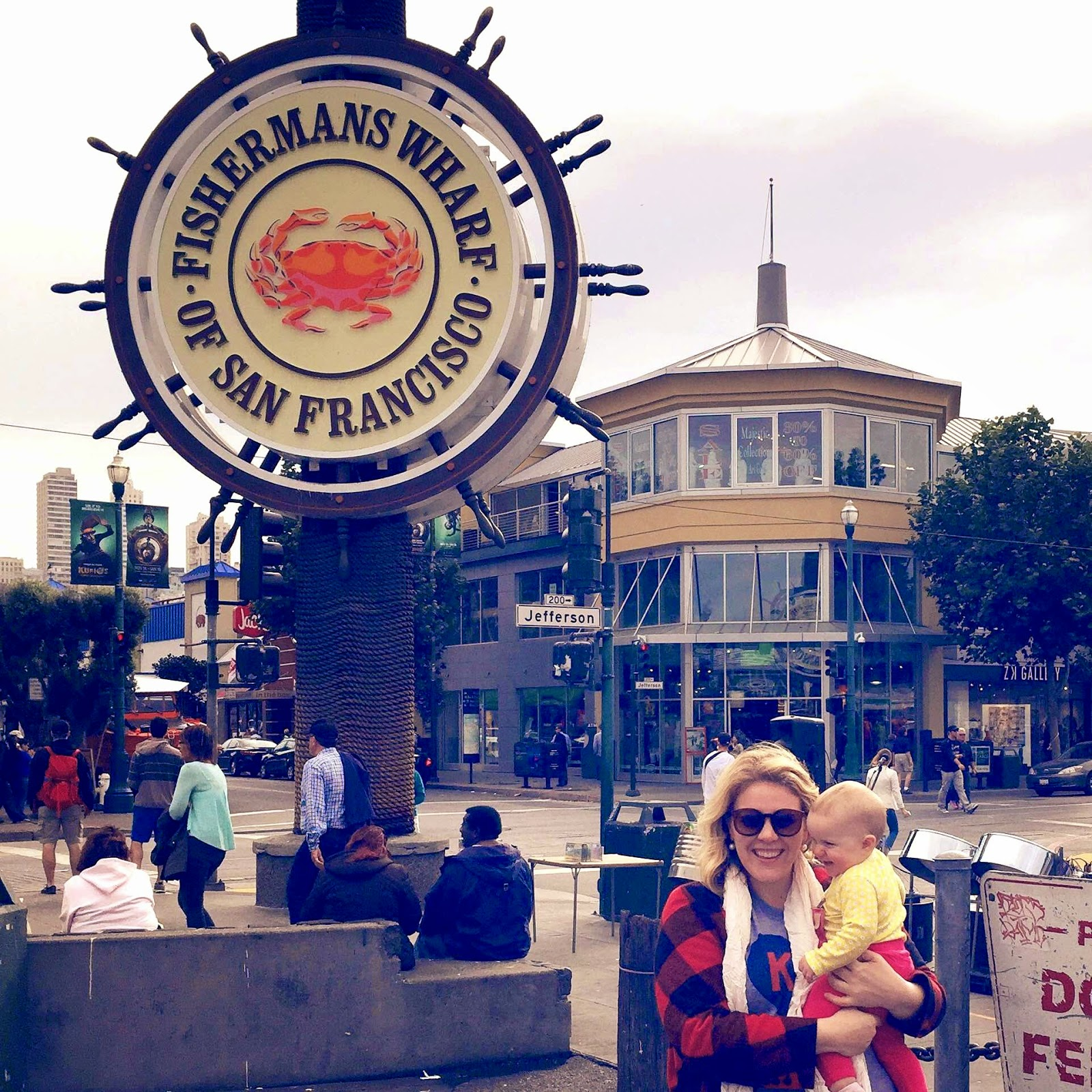 Where to stay in Fisherman's Wharf with kids