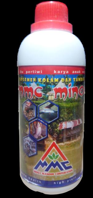 Mosa Mina - Probiotik Ikan Udang