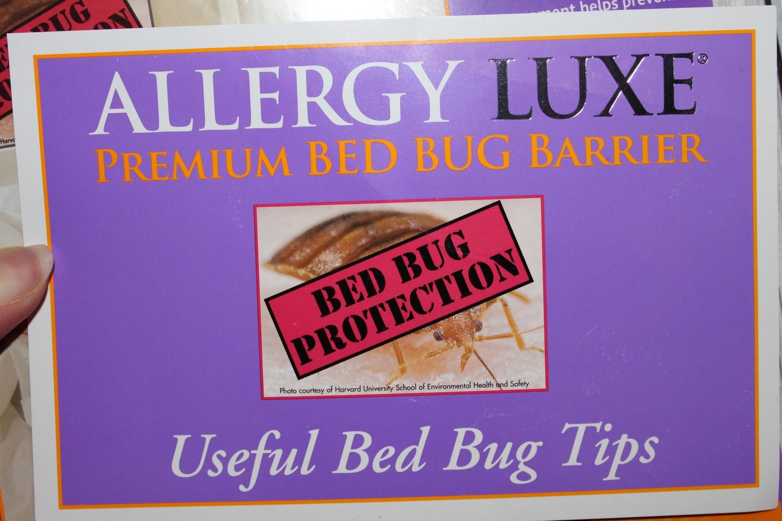 Susan's Disney Family: Allergy Luxe Bed Bug Mattress ...