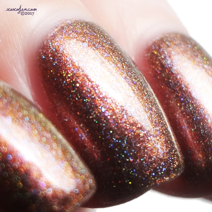 xoxoJen's swatch of Ever After Tinman's Kiss