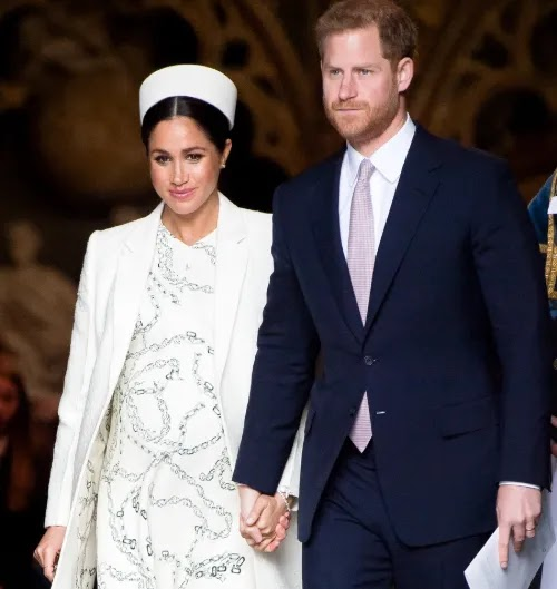 Meghan Markle's estranged father speaks following the birth of the royal baby