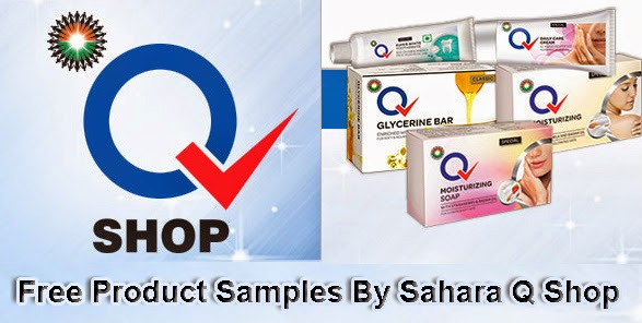 Get Free Product Samples By Sahara Q Shop