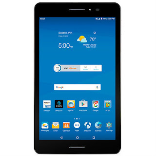ZTE Trek 2 HD Tablet
