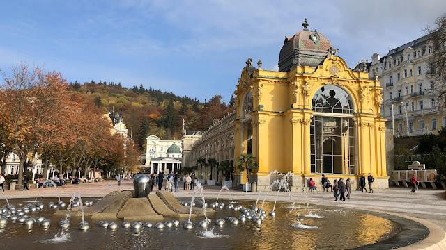 Der Podcast unterwegs in Böhmen.