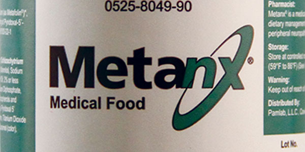 Can The Food Supplement Metanx Help With Neuropathy ...