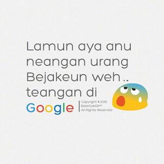 Pesan Lucu Bahasa Sunda