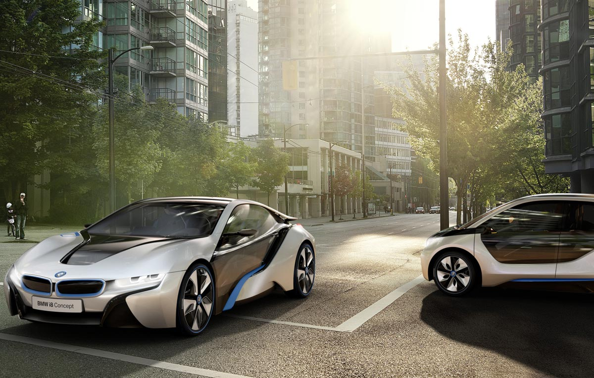 2012 BMW i3 i8 wallpapers   Car News and Review