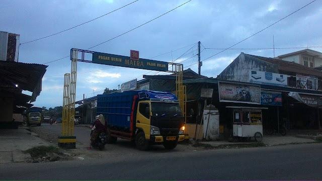 3 Pasar Tradisional Di Way Tenong Lampung Barat