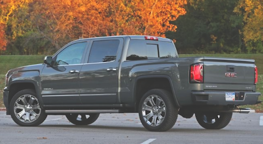 2017 GMC Sierra 1500 SLT All Terrain Review