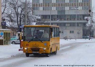 Autosan H6-20 z MZK Oświęcim