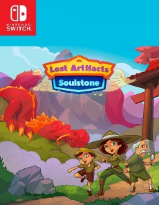 Lost Artifacts Soulstone [Switch] Oyun İndir [NSP] [Google Drive