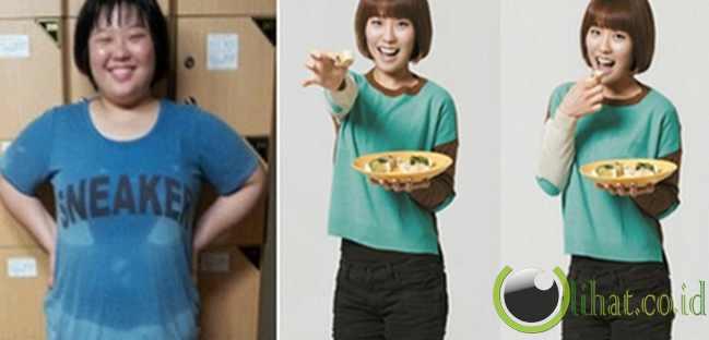 cara diet artis korea
