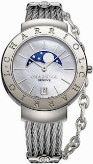 Charriol St Tropez Moonphase Ladies ST35CS.560.001
