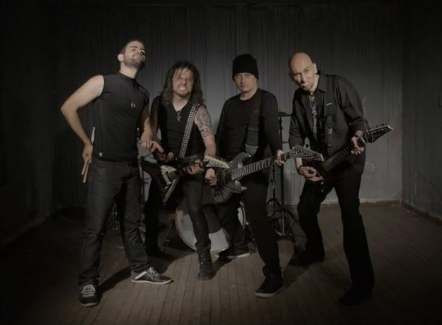 ATHANATOR, una banda de Thrash Metal de la ciudad de Medellín, 21 años de trabajo y 8 producciones discográficas la hacen una insignia del Metal Nacional.