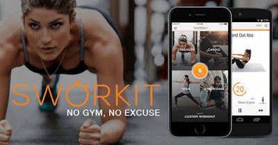 Sworkit Premium – Custom Workouts v6.2.02 APK