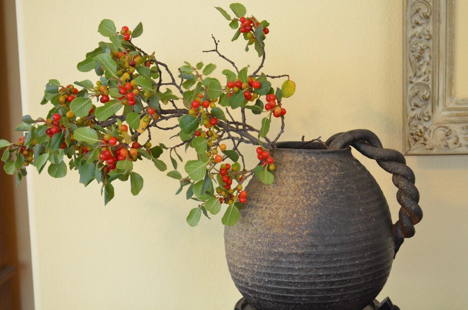 Entertaining From An Ethnic Indian Kitchen Ikebana Flower