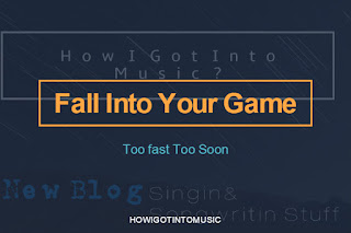 Fall Into Your Game By George Hentu