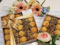 Kue Sus Mini Choux Grace Patisserie Master Oleh-oleh Blue Band Terbaik Dari Cianjur