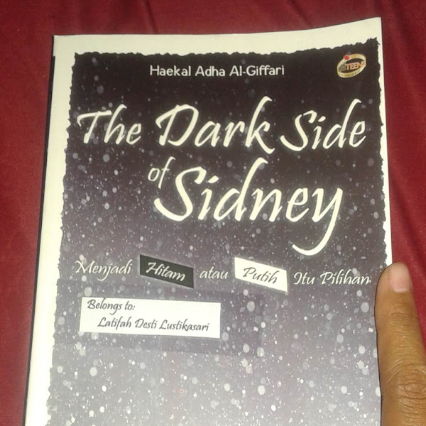 [Done Read 09 Books] The Dark Side of Sidney