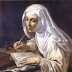 Christ's commandments: Memorial of Saint Catherine of Siena, V.D. (29th April, 2016).