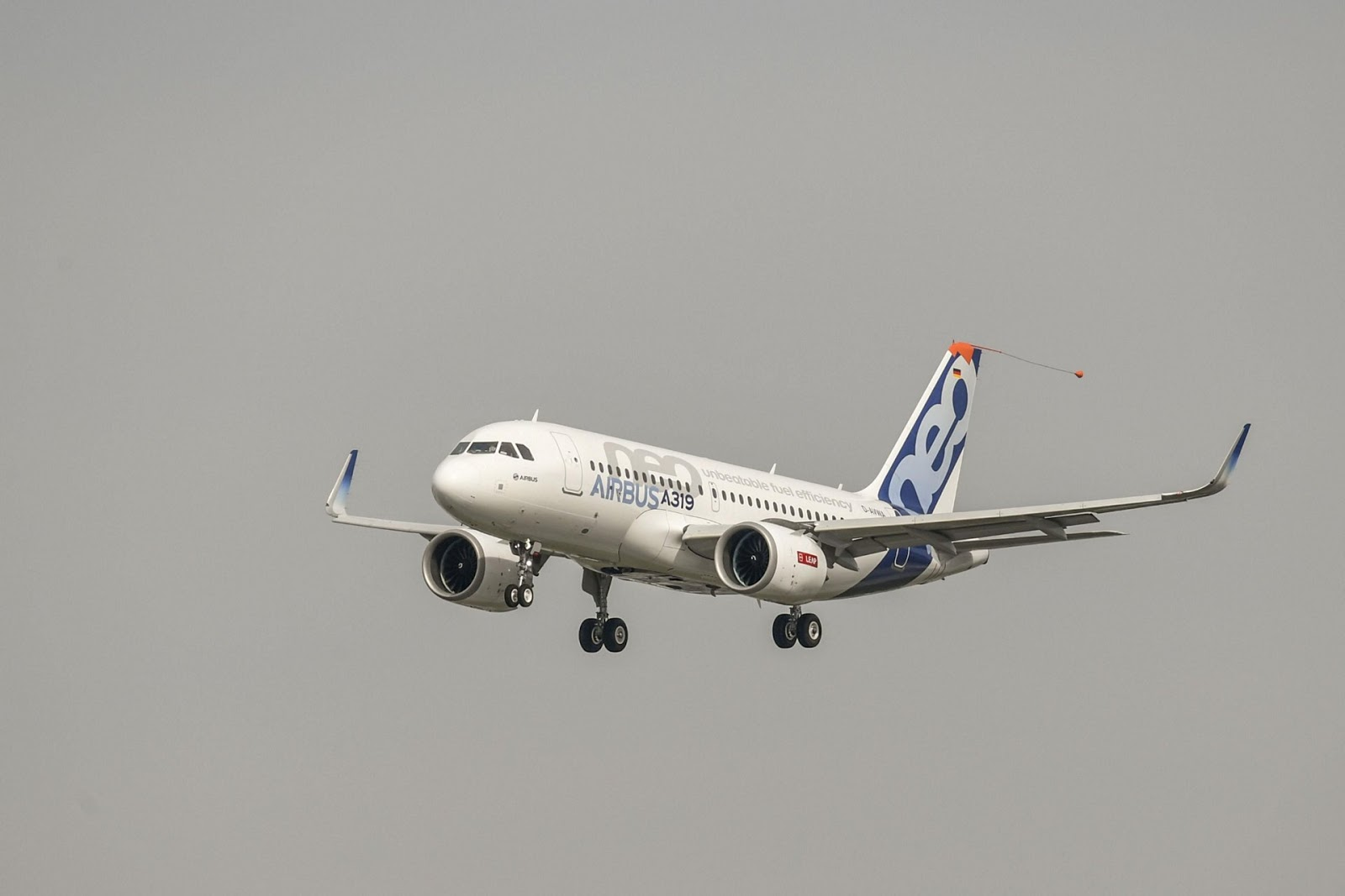 Air101 A319neo With Cfm Leap 1a Engines Wins Joint Type