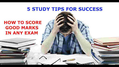 Steps to success in Exams