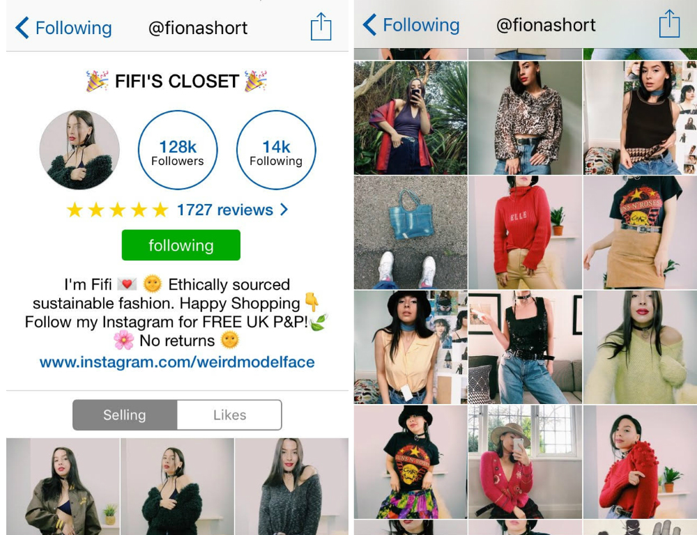 df04366fac2 your guide to shopping on depop - Eleanor Claudie