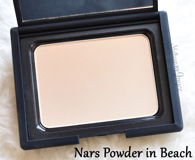 Nars Pressed Powder in Beach Review
