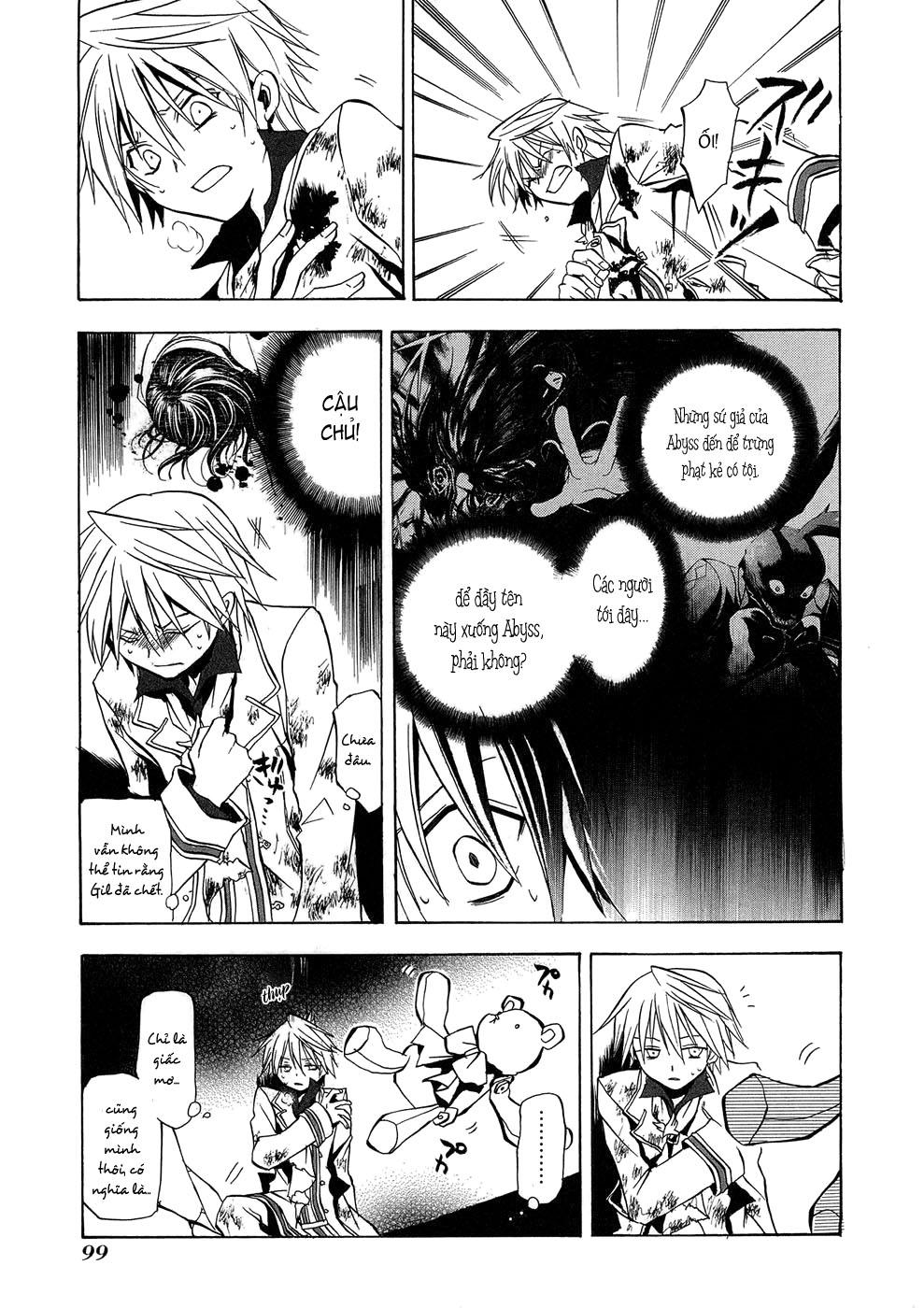 Pandora Hearts chương 003 - retrace: iii prisoner & alichino trang 6
