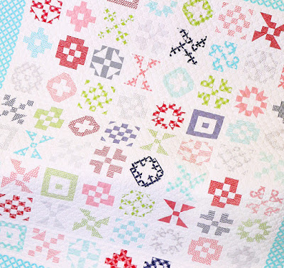 Patchwork Quilt Along - with free block patterns each month!