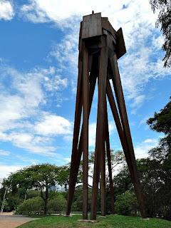 Monumento ao Marechal Castelo Branco no Parcão
