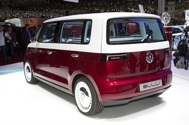 Cars Next Volkswagen Microbus 2014