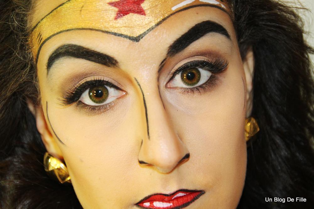 Show Me Wonder Woman