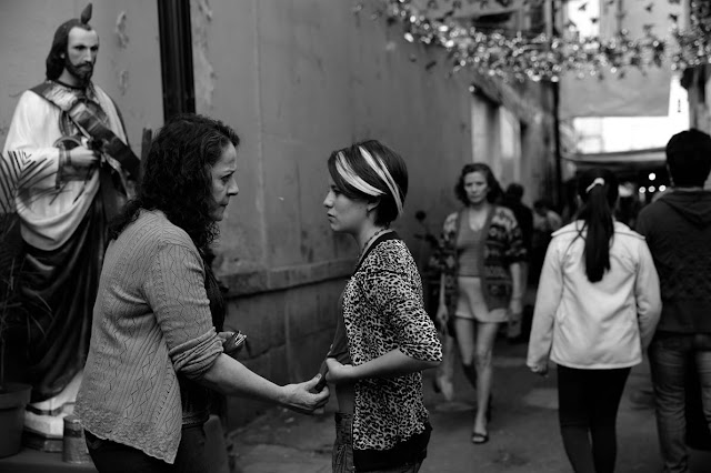 Fotograma: La calle de la amargura (2015)