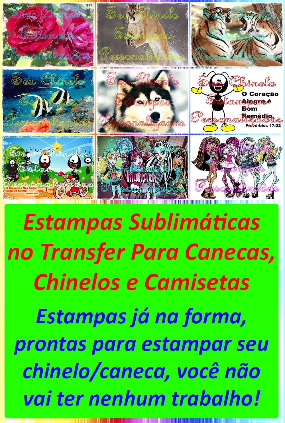 7244b53133 100 Estampas Sublimatica P  Camisetas C  Arte Frete E Gratis R ...