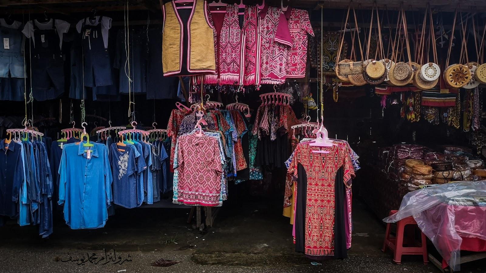 Pasar Serikin, Bau, Sarawak - 3