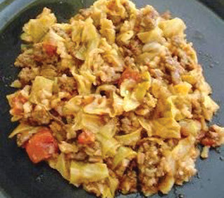 Cabbage Roll Casserole Recipe